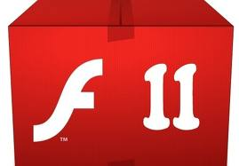 Ubuntu 11.04 安装 Flash Player 11 -64 Bit