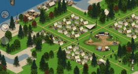 """地图 imcn/战略游戏""""Unknown Horizons""""地图与图形最新升级"""