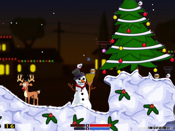 Hedgewars-christmas