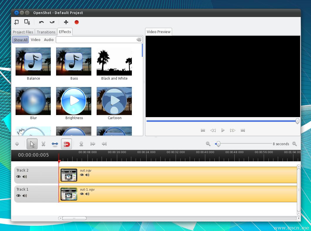 OpenShot Video Editor 1.4 发布