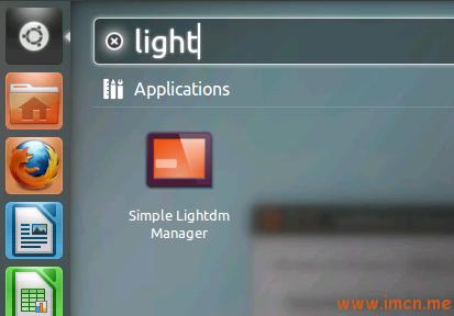 LightDM-dash