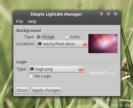 simple-lightdm-manager