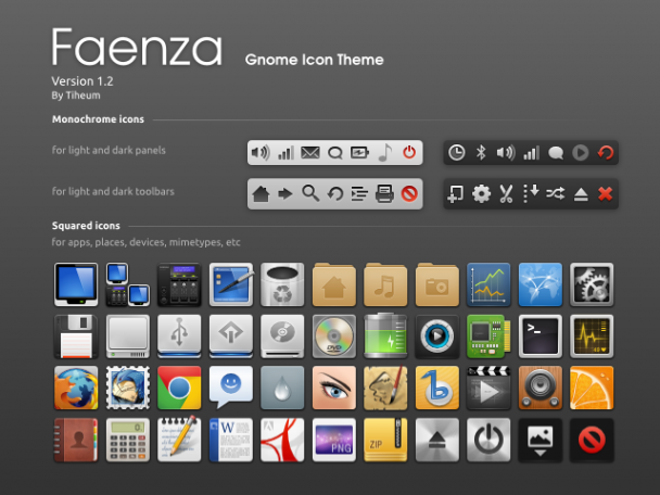 faenza icons by tiheum 1.2