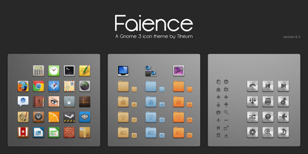 faience 0.3 con theme by tiheum