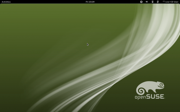 openSUSE12.1