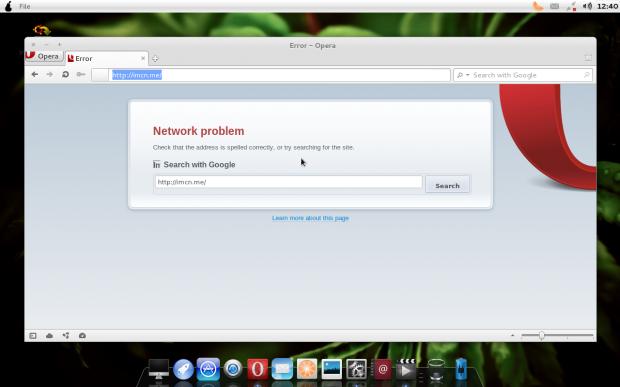 默认opera浏览器
