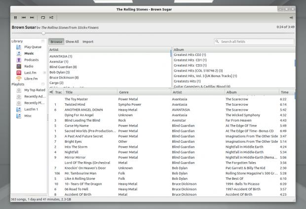 rhythmbox-2.95-gtk3