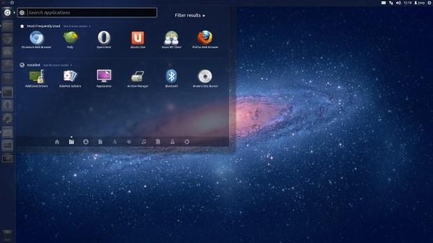 ubuntu16.10开启unity8