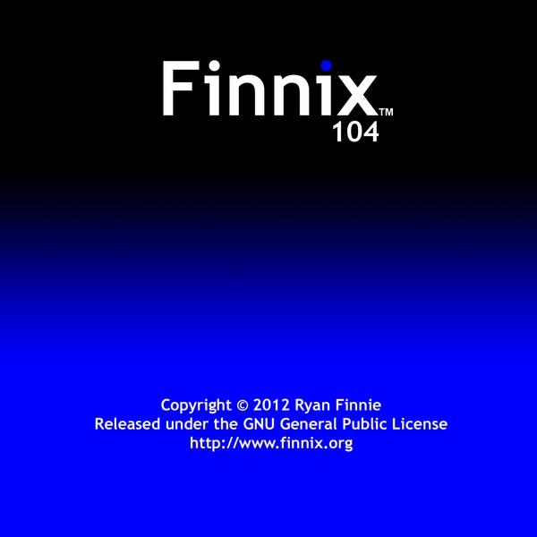Finnix104