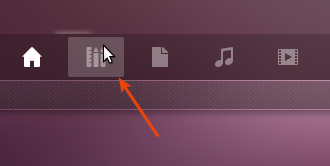 lens bar mouse over
