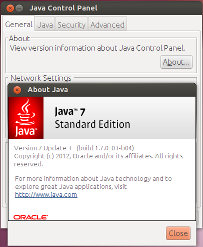 Java7onubuntu1204