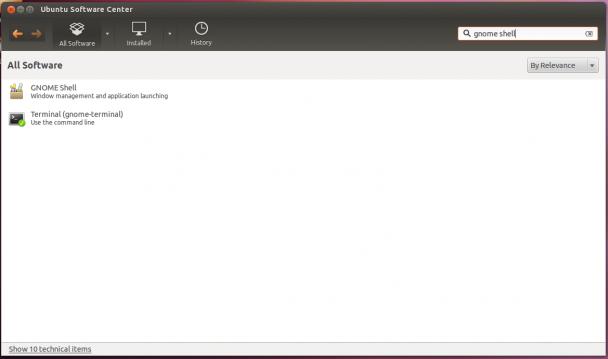 ubuntugnomeshell3.4 install