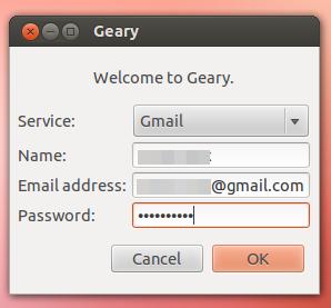 geary 0.1 wizard