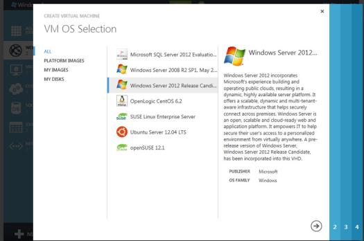 [图]Windows Azure追加对Linux的支持