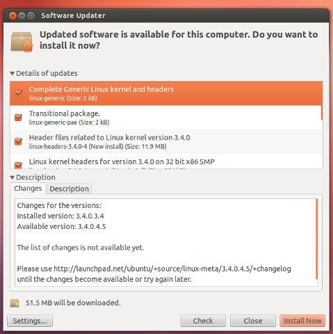 software updater qunatal