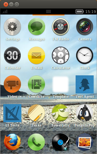 Firefox OS Linux