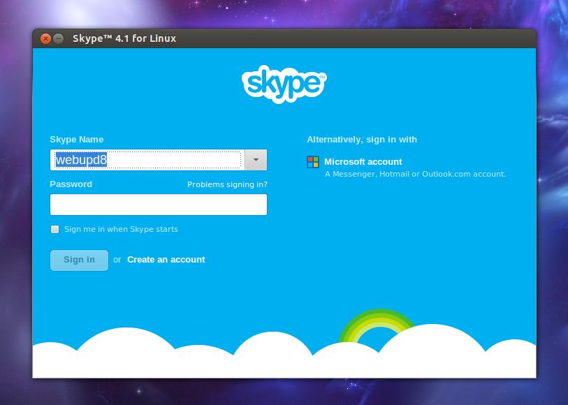 Skype 4.1 For Linux 发布