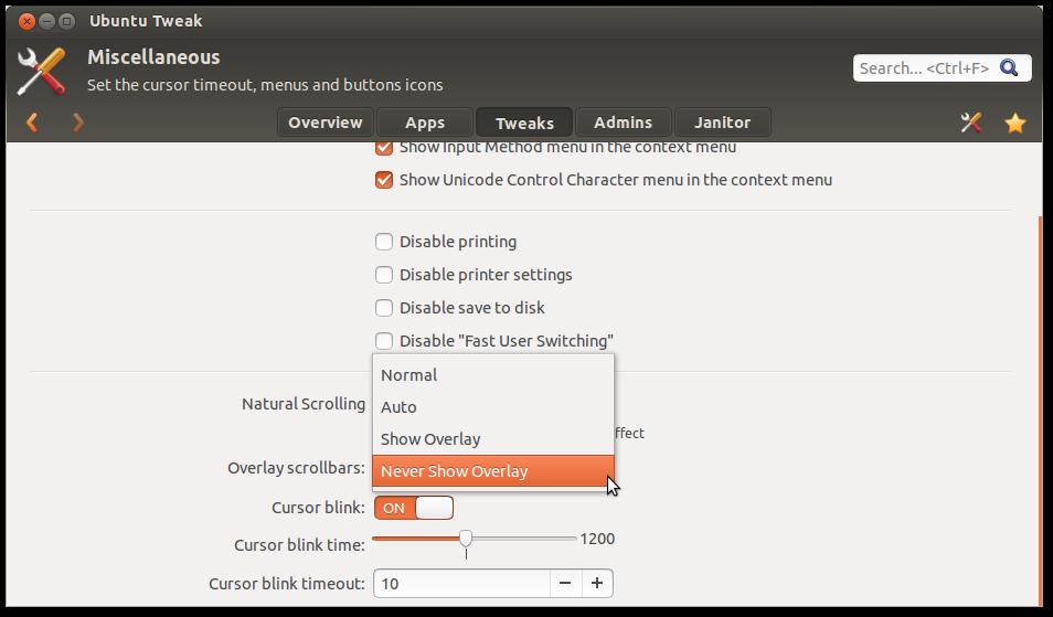 Ubuntu Tweak 0.8.3发布