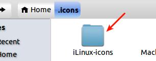 iLinux-icons