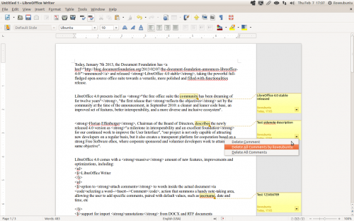 libreoffice 40 stable comments1