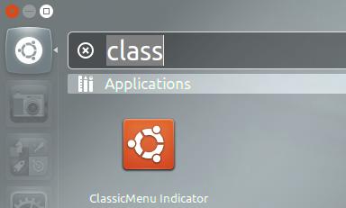在 Ubuntu 13.04 中安装 Classic Menu Indicator
