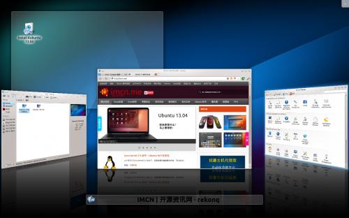 Kubuntu 1312 change tab