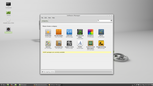imcn-me-Linuxmint15-soft-manager
