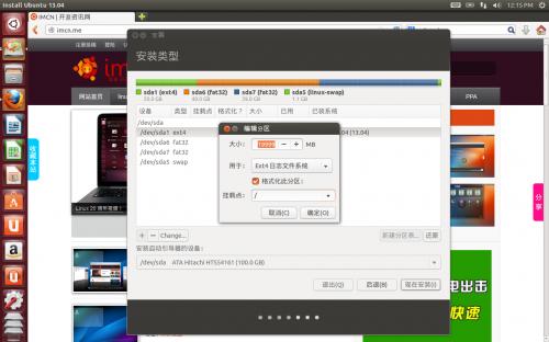 ubuntu 13.04 install 07 format