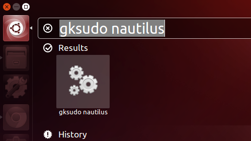 open-nautilus-with-root