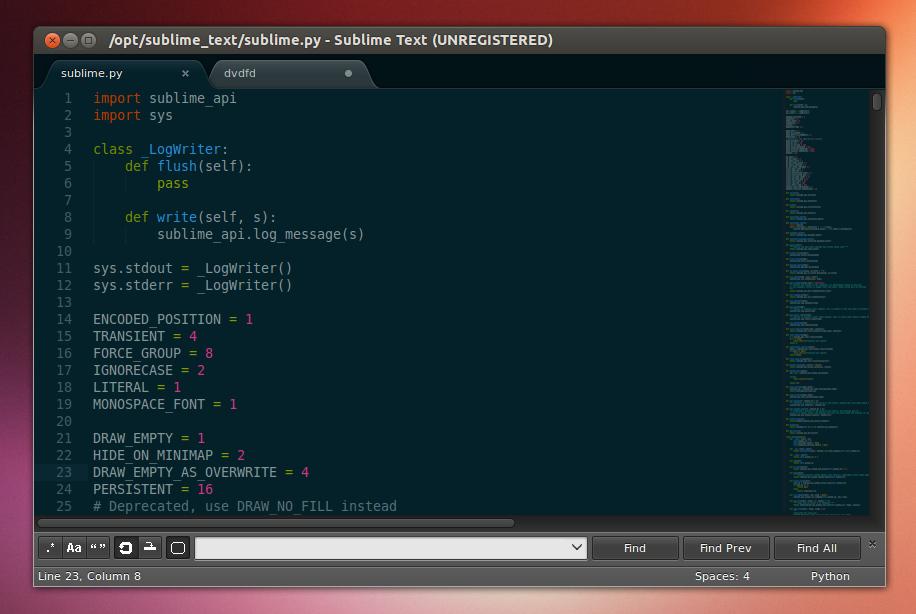 Sublime Text 是一款流行的文本编辑器软件,有点类似于 TextMate,跨平台,可运行在 Linux,Windows和Mac OS X。也是我最喜欢使用的一款文本编辑器软件。  Sublime Text 3 Ubuntu 用户现在可以通过 PPA 安装。 最初,3.0版只提供给注册用户使用(许可证费用70美元)然而,Sublime Text 3 Beta 版本和 Sublime Text 2 一样现在提供给所有用户,没有时间限制。 webupd8 为该软件创建了 PPA,以方便用户安装使用。