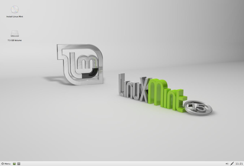 "Linux Mint 15 ""Olivia"" Xfce 发布"