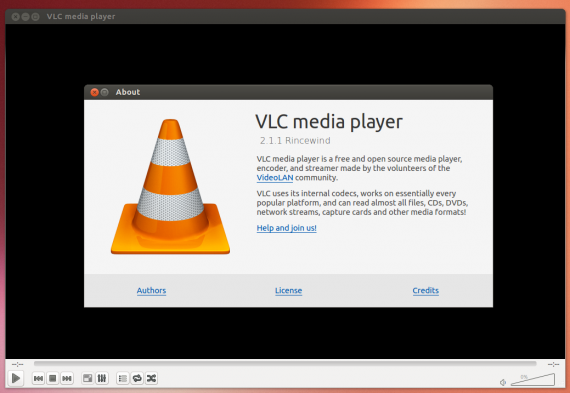 vlc 2.1 stable saucy