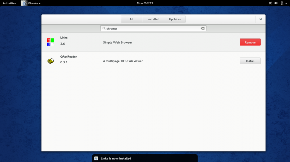 Fedora 20 gnome software center 08