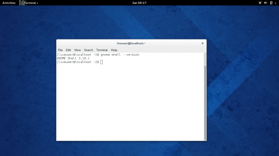Fedora 20 beta imcn test 09