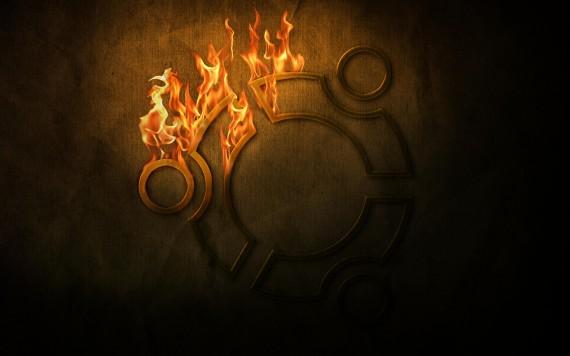 Ubuntu_On_Fire_by_falcon7654