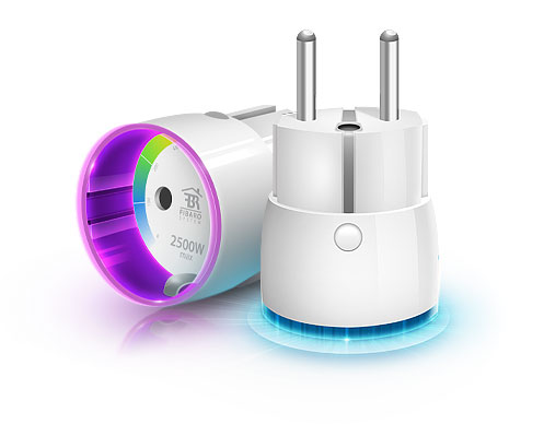 Fibaro lighting switches