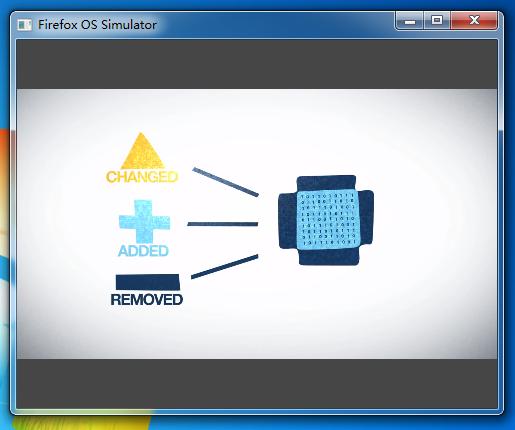 Firefox OS 1.2 Simulator11