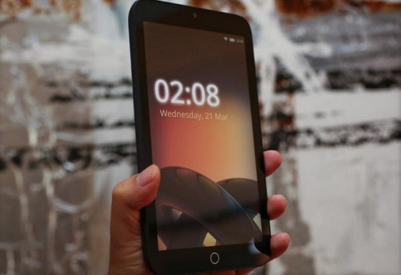 Alcatel-s First Firefox OS