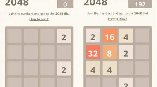 游戏 2048 登陆 Firefox OS