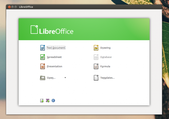 LibreOffice 4.1.6