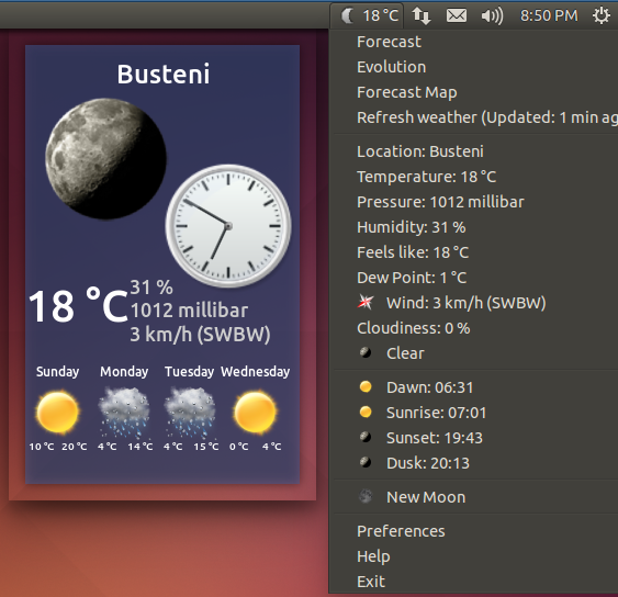 My-Weather-Indicator 0.6.601