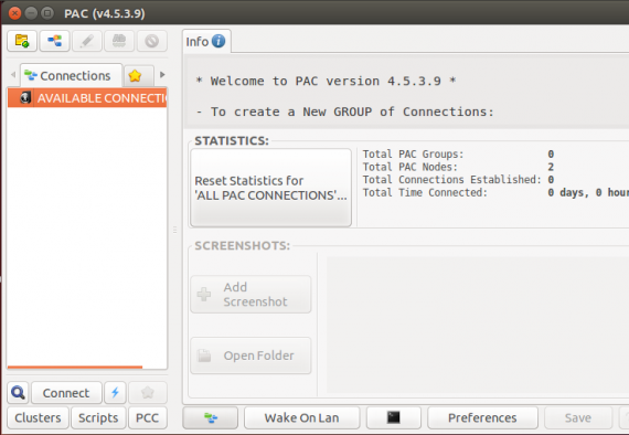 PAC Manager 4.5.3.9