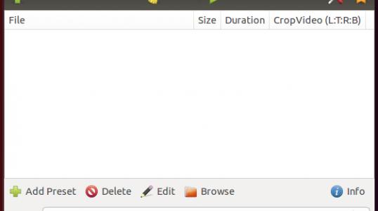 Ubuntu 及衍生版本系统安装视频转换工具 Selene 2.3