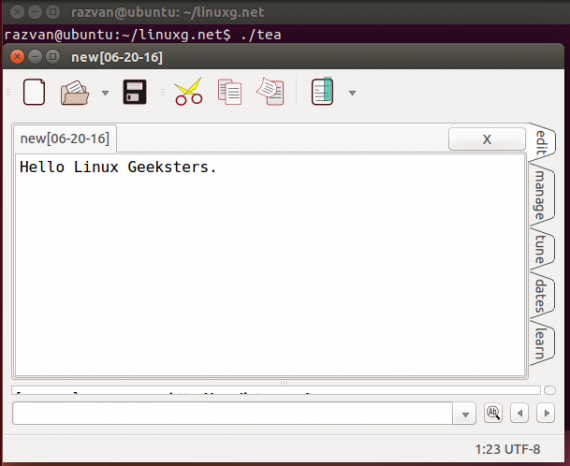 Tea Editor 35.0.0