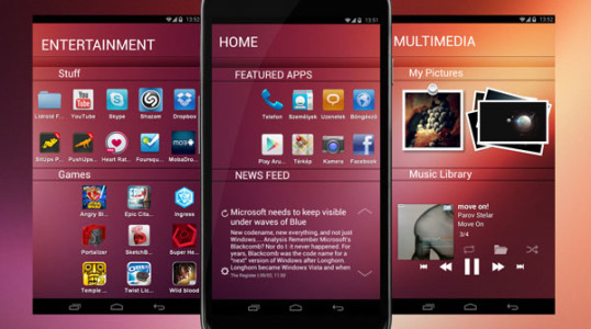 Canonical 公司计划在 Ubuntu Touch 上新增加密