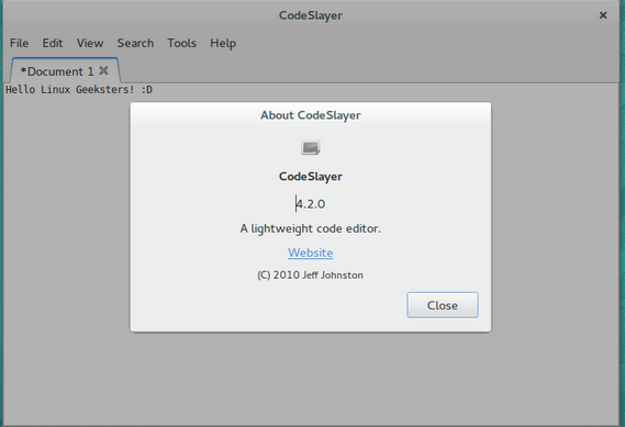 codeslayer 4.2