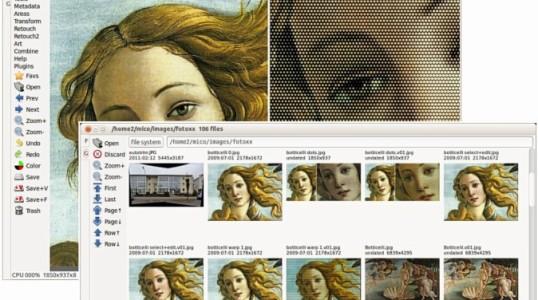 照片编辑软件 Fotoxx 15.10 发布