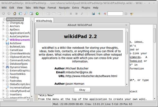 wikipad 2.2
