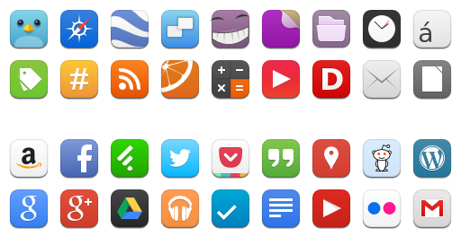 Moka Icon Theme  3.0 01