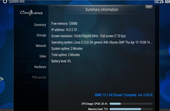 XBMC 13.1 05